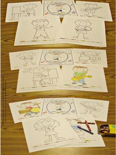 Coloring pages Monster Color By Numbers Coloring Pages Children