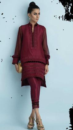 Beautiful Pakistani Dresses, Pakistani Formal Dresses, Pakistani Dress Design, Pakistani Outfits, Indian Outfits, Eastern Dresses, Desi Wear, Salwar Designs, Pakistan Fashion