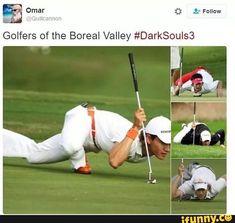 Golfers of The Boreal Valley (Dark Souls 3) http://ift.tt/2eTG8eM