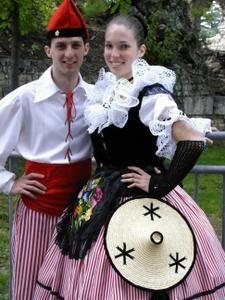 Costumes niçois et du Comté - le blog de la NISSARTITUDE