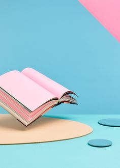 Book Wallpaper, Cute Girl Wallpaper, Pastel Wallpaper, Aesthetic Themes, Aesthetic Images, Powerpoint Background Design, Simple Background Design, Turquesa E Coral, Bellet Journal