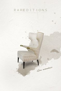 Captivating SIKA Armchair   An Excellent Option As A Lounge Chair For Hospitatity  Design Project   See
