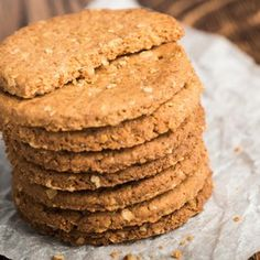 How to make digestive biscuits at home - Food and Travel - Pulse Digestive Cookies, Digestive Biscuits, Sin Gluten, Home Food, Food Crafts, Healthy Baking, Biscotti, Superfood, Baking Recipes