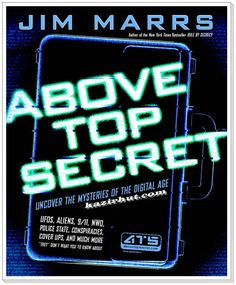 Jim Marrs's Above Top Secret Uncover the Mysteries of the Digital Age [2008] PDF | 305 Pages | 3MB