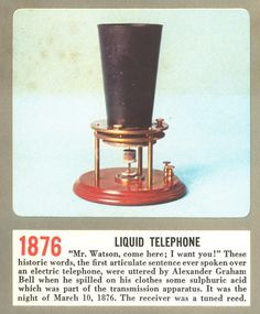 How the telephone changed the world essay