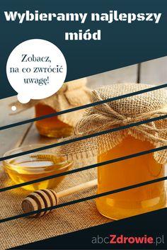 Miód jest smaczny i zdrowy, dlatego warto dodawać go do codziennej diety. Nie każdy rodzaj miodu ma jednak takie same właściwości - sprawdź, jak wybrać najzdrowszy!  #miód #przekąska #zdrowie #właściwościmiodu #zdrowadieta #honey #healthy #snacks #diet #manuka #abcZdrowie