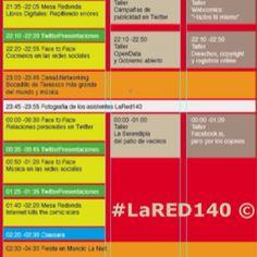 ... Medio programa de #lared140