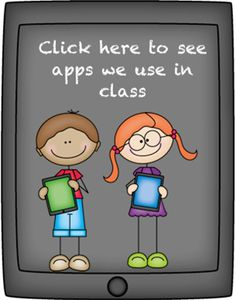 apps used in a Kindergarten 1:1 iPad Mini environment