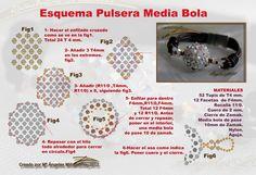 Quienlodira Creaciones: Esquema Media Bola
