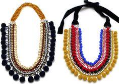 #necklace DIY