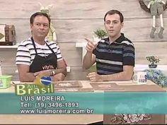 ARTE BRASIL - LUIS MOREIRA E ANDRÉIA GOMES (19/03/2012)