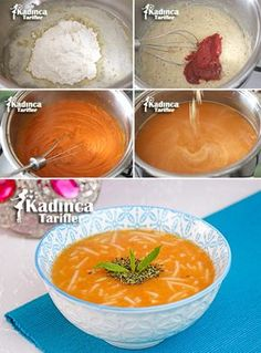 Floury Noodle Soup Recipe, How to Make, Soup Recipes Turkish Recipes, Italian Recipes, Turkish Sweets, Turkish Kitchen, Fish And Meat, Food Articles, Fresh Fruits And Vegetables, Soap Recipes, Breakfast Recipes
