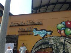 Poca afluencia de votantes y muchas restricciones electorales en la Escuela Urbana Pío XII.