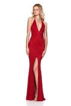 63fa934881 REBEL HEART GOWN : Buy Designer Dresses Online at Nookie Express Dresses,  Gowns Online,