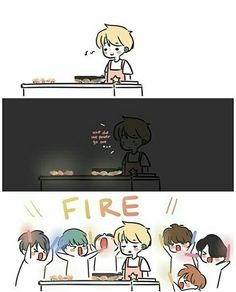 After seeing this fanart my cousins decided to do the same thing to me when I…