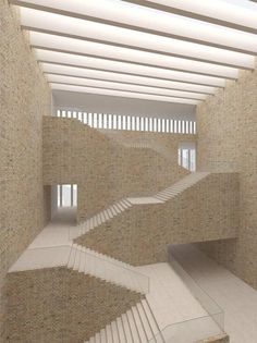 enochliew: M9 cultural pole by David Chipperfield Architects