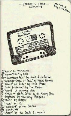 Charlie's first mixtape.