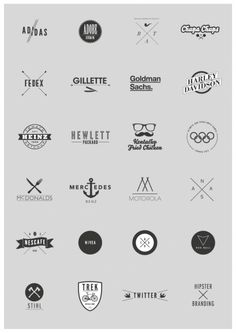 When the hipsters rebrand corporations.
