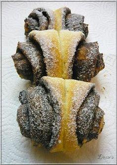 Limara péksége: Kakaós és diós kelt pillangók
