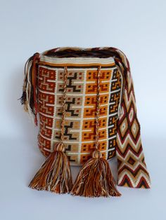 "All ""ORIGINAL HANDMADE"" Wayuu Bags. StyLeArtiSanHanDs@ ETSY.com us$86.00 We Ship ""WorldWide""."