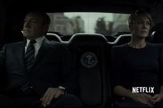 "The Underwoods may be starting to unravel in Season 3 of ""House of Cards."""