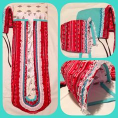Tourquoise/red moss bag Native American Beading, Native American Art, Star Quilt Patterns, Quilting Ideas, Baby Sewing, Sewing Diy, Nativity Crafts, Baby Bonnets, Baby Makes