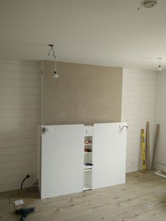 tete-lit-ikea-rangement-diy-4 Master Bedroom, Kitchen Appliances, Furniture, Range Cd, Home Decor, 11 Avril, Twin Headboard, Bedroom, Bed Headboards