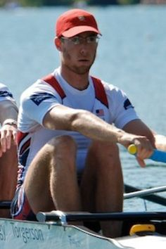 Charlie Cole US Rowing Male Athlete of the Year...also trained by Yan and Olga! #rowing