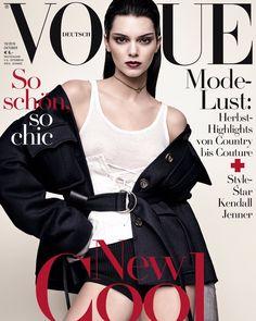 Kendall Jenner, photo by Luigi & Iango, Vogue Deutsch, October 2016*