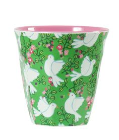 Rice dk Two Tone Melamine Prints Cups