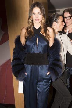 Sonia Rykiel Spring 2015 RTW – Backstage – Vogue