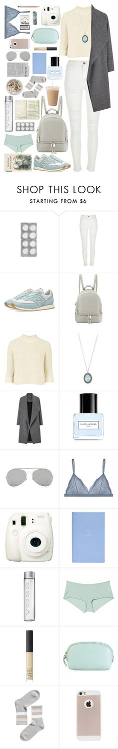 """140316"" by rosemarykate ❤ liked on Polyvore featuring Ash, River Island, New Balance, MICHAEL Michael Kors, Topshop, Armenta, Miss Selfridge, Marc Jacobs, Acne Studios and Cosabella"