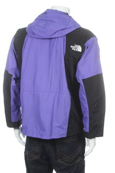 febc0df97a The North Face Men s 3-In-1 Gore-Tex Jacket Shell Only Purple