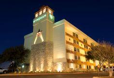 Wyndham Garden Hotel - Austin. Great budget option near Fueld's offices.