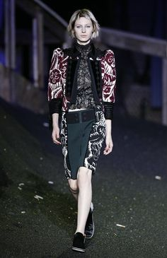 I once wrapped myself in Marc's warm embrace, but he is touching some naughty places with these. Maybe just the jacket. Pants don't dance. #Fashion #MarcJacobs #PantsDontDance