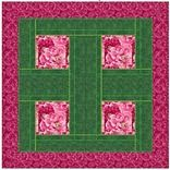 Get my free Celtic Plaid quilt pattern at Patternspot!  Have a look around and see what wonderful e-patterns they carry, including many of my Celtic & More patterns.