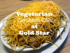Vegetarian Chili is