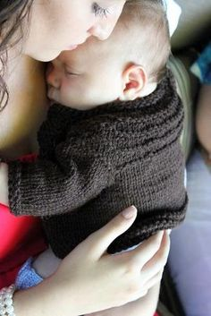 Ravelry: Baby boy 5 hour sweater (pseeds' Little Coffee Bean) by natasha
