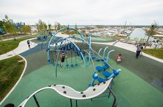 Evos Playgrounds - Commercial Playground Equipment | Landscape Structures