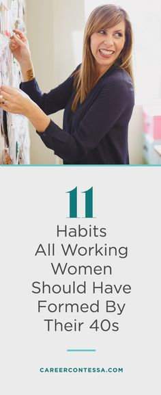 Raise your hand if you can't wait to turn 40! Thought so. But to be frank, women in their twenties would do well to emulate many life habits of their fellow forty-year-old-females. Here are 10 wellness, career, beauty, and financial things women in their forties do that we recommend incorporating in your life today. | CareerContessa.com