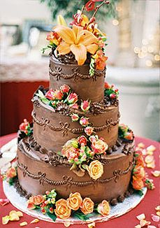 round-chocolate-wedding-cake.jpg 229×326 pixels