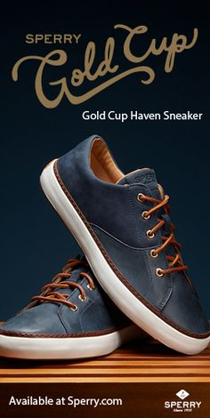 038fefbb2dfb Sperry Men s Gold Cup Haven Sneaker