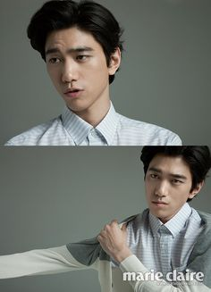 Sung Joon - Marie Claire Magazine March Issue '14