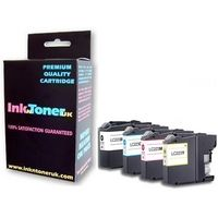 Brother LC223 BK/C/M/Y Standard Capacity Ink Cartridge Multi-Pack (LC223VALBP) 4x 550 Pages
