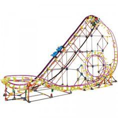 Thunderbolt Strike Roller Coaster