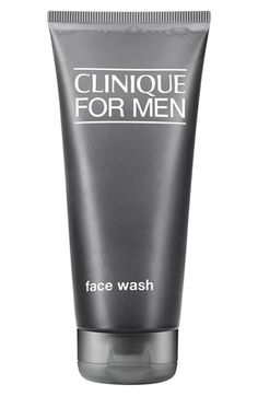 Clinique for Men Face Wash available at #Nordstrom