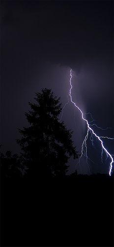 Lightning V. Lightning, Sky, Celestial, Outdoor, Heaven, Outdoors, Lightning Storms, Outdoor Games, Lighting