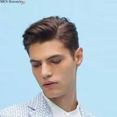 28 Exquisite Ivy League Haircut Variations - Men's Hairstyle Tips - 11 hair Men side part ideas Hairstyles For Rectangular Faces, Square Face Hairstyles, Side Part Hairstyles, Top Hairstyles, Formal Hairstyles, Wedding Hairstyles, Mens Hairstyle Images, Classic Mens Hairstyles, Hairstyle Men