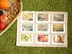 Moje Montessori Koszyk jesień z kartami