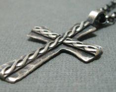 Image result for celtic cross rings warrior men's